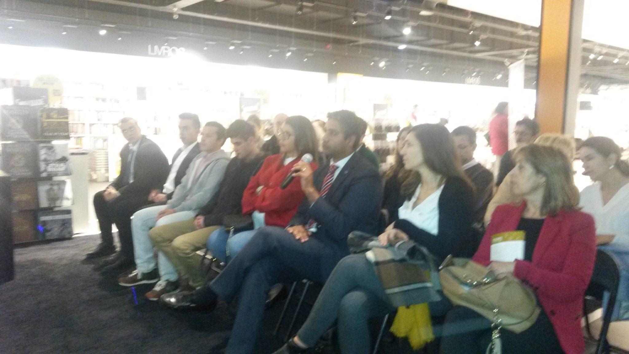 Apresentação O Triunfo dos Empreendedores -Faro